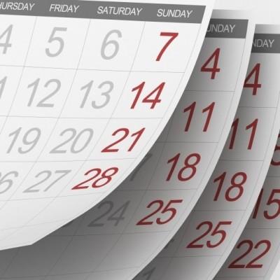 Лунный календарь на 2016 год
