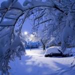К чему снится снег? Сонник снег