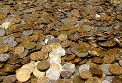 Приснились монеты много 1 рубль 1998 года цена в украине
