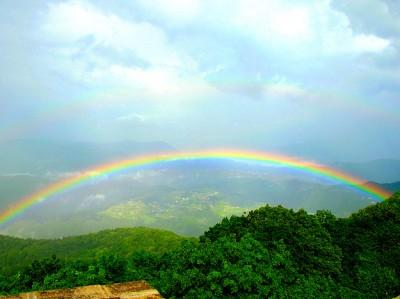 К чему снится радуга? Сонник Радуга