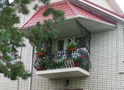 К чему снится балкон? Сонник балкон.