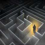 Поиск лабиринта (задание 11.2 из практикума Равенны)