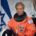 Запуск Шимона Переса в космос