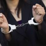 Я воровка и меня арестовали