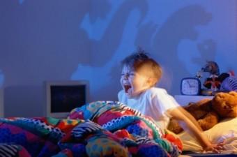 Если ребенок видит кошмары