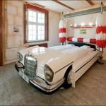 Уютный комплект мебели для спальни