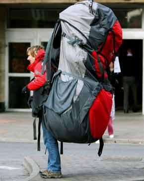 К чему снится рюкзак? Сонник Рюкзак