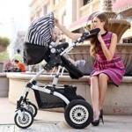 Коляска — главный транспорт для малыша