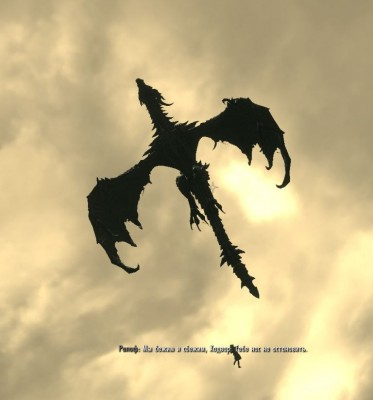 Драконы над пляжем