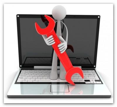 Оказание услуг по ремонту компьютеров и ноутбуков в Тольятти