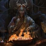 Огонь — предсказатель