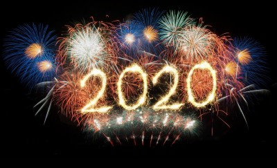 Поздравляем С Новым 2020 Годом!!!