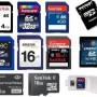 Как выбрать тип карты памяти для телефона?
