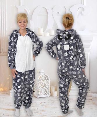 Кигуруми – модная и комфортная одежда для ночного отдыха