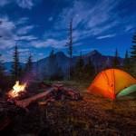 Что нужно для комфортной ночевки на природе?