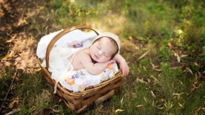 Сладкий летний сон для вашего малыша